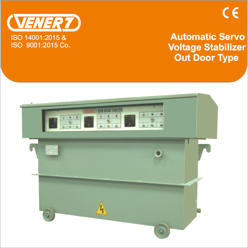 Outdoor Servo Controlled Voltage Stabilizers
