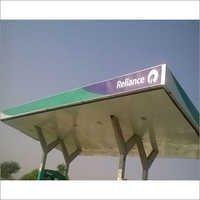 Petrol Pump Signage