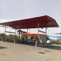 Petrol Canopy