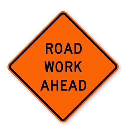 Road Signage Work