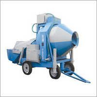 Concrete Drum Mixer