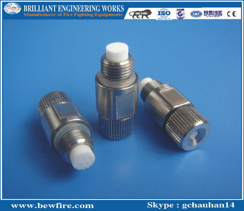 High pressure mist cooling nozzle
