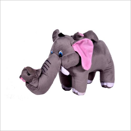 Elephant Baby Plush Toy