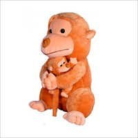 Monkey Plush Toy