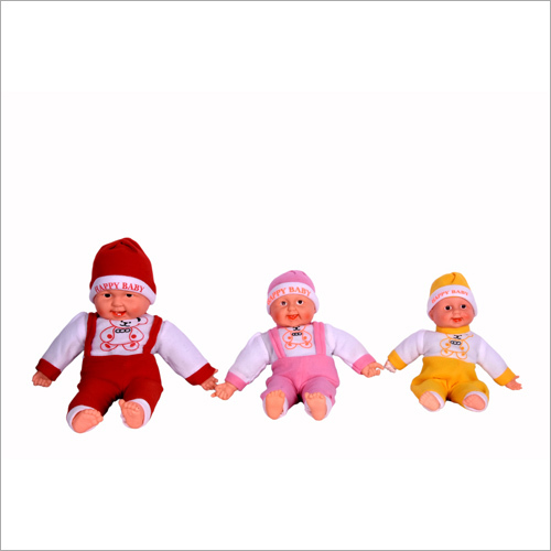 Boy Baby Soft Toy