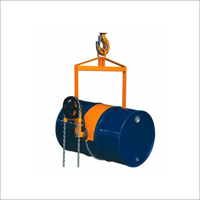 Geared Type Drum vertical Lifter
