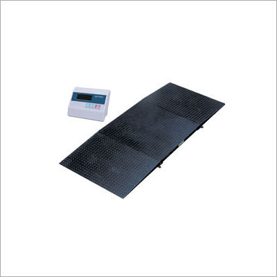 Low Profile Floor Scale