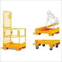 Forklift Maintenance Platform NK series