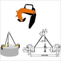 Concrete Pipe Lifting Clamp