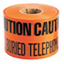 Road Safety Warning Tape Thickness: 2-5 Millimeter (Mm)
