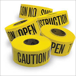 Caution Barricading Tape