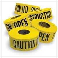 Caution Barricading Tape