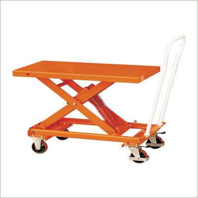 Spring Lift Table