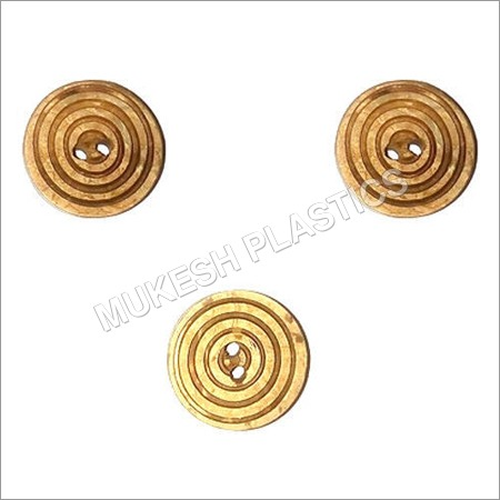 Natural Wooden Buttons