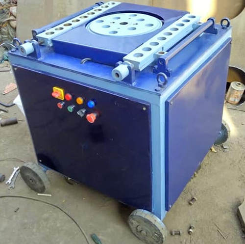 Bar Bender Machine