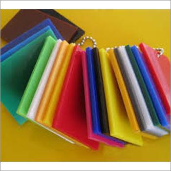 Multicolor Acrylic Plastic Sheet