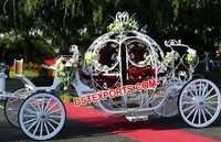 Wonderful Cinderella Carriage for Wedding
