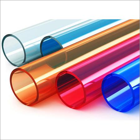 Color Plastic Tubes