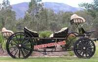 Two Seater Horse Carriage