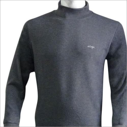 Full Sleeves High Neck T-Shirt