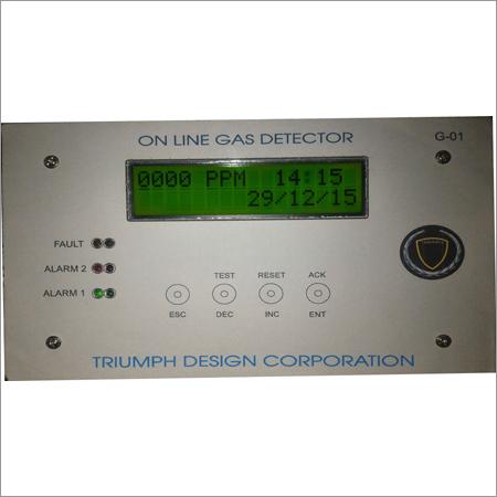 Online Gas Detector