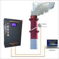 Industrial Continuous Emission Monitoring System