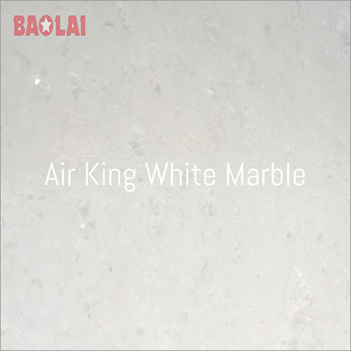 Air King White Marble
