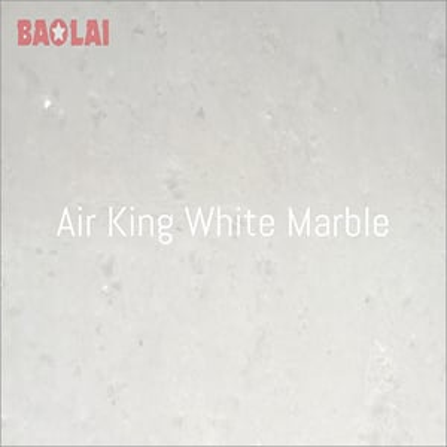 Air King White Marble