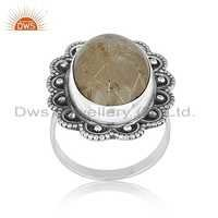 Wholesale Sterling Silver Oxidized Ring