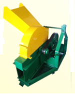 Wood Chipper Machine