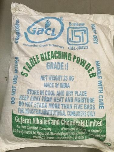 Bulk Chemical GACL