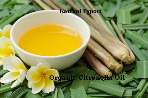 Organic Citronella Oil