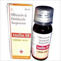 Ofloxacin & Ornidazole Suspension