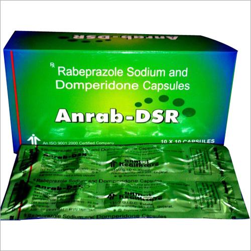 Raberprazole & Domperidone Tablet