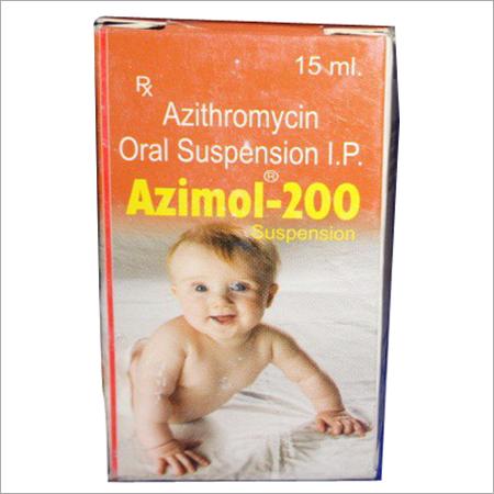 Azithromycin 200mg Tablets