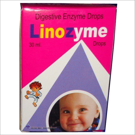 Digestive Enzyme Drops