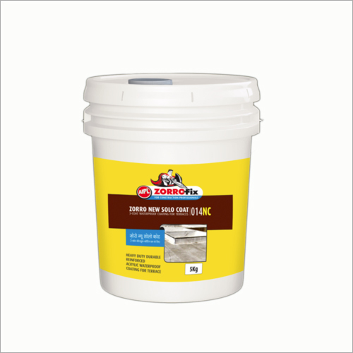 WATERPROOF COATING FOR TERRACE
