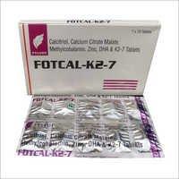 Fotcal - K2-7 Tablets
