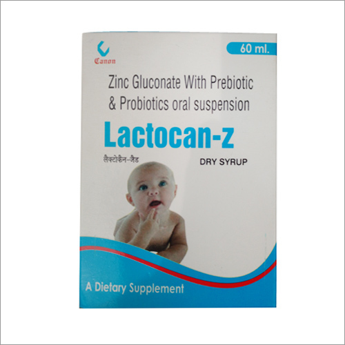 Lactocan - Z Dry Syrup