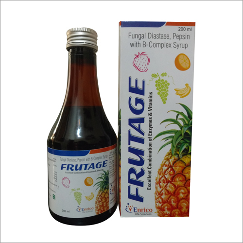 Frutage Syrup