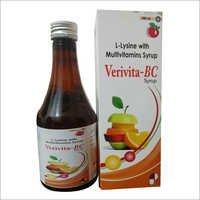 Verivita - BC Syrup