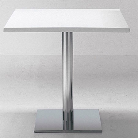 Stainles Stand Table