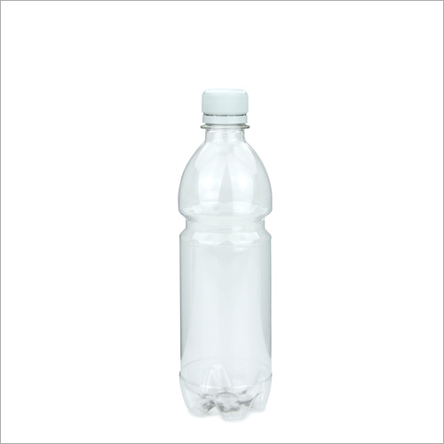 500 ml Plain Water Bottle