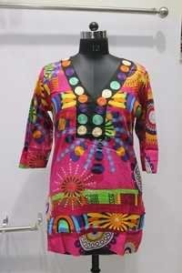 Ladies Multicolor kurti