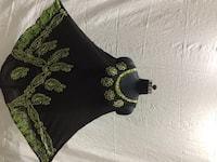 Batik Umbrella Dress