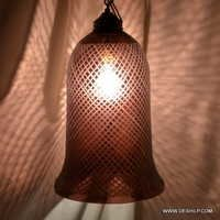 Copper Color Hanging Lamp