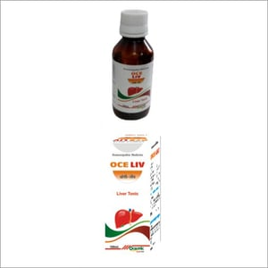 Liver Homeopathic Tonic