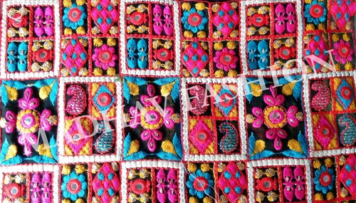 Indian Exclusive Embroidery Fabric