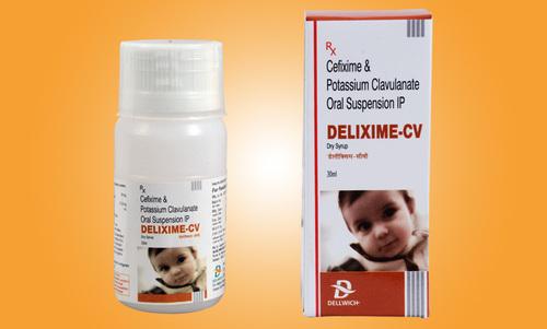 CIFIXIME 50 + CLAVILANIC 28.5/ml