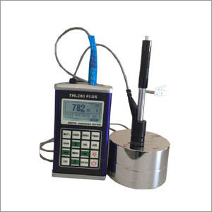 Portable Leeb Hardness Tester Machine